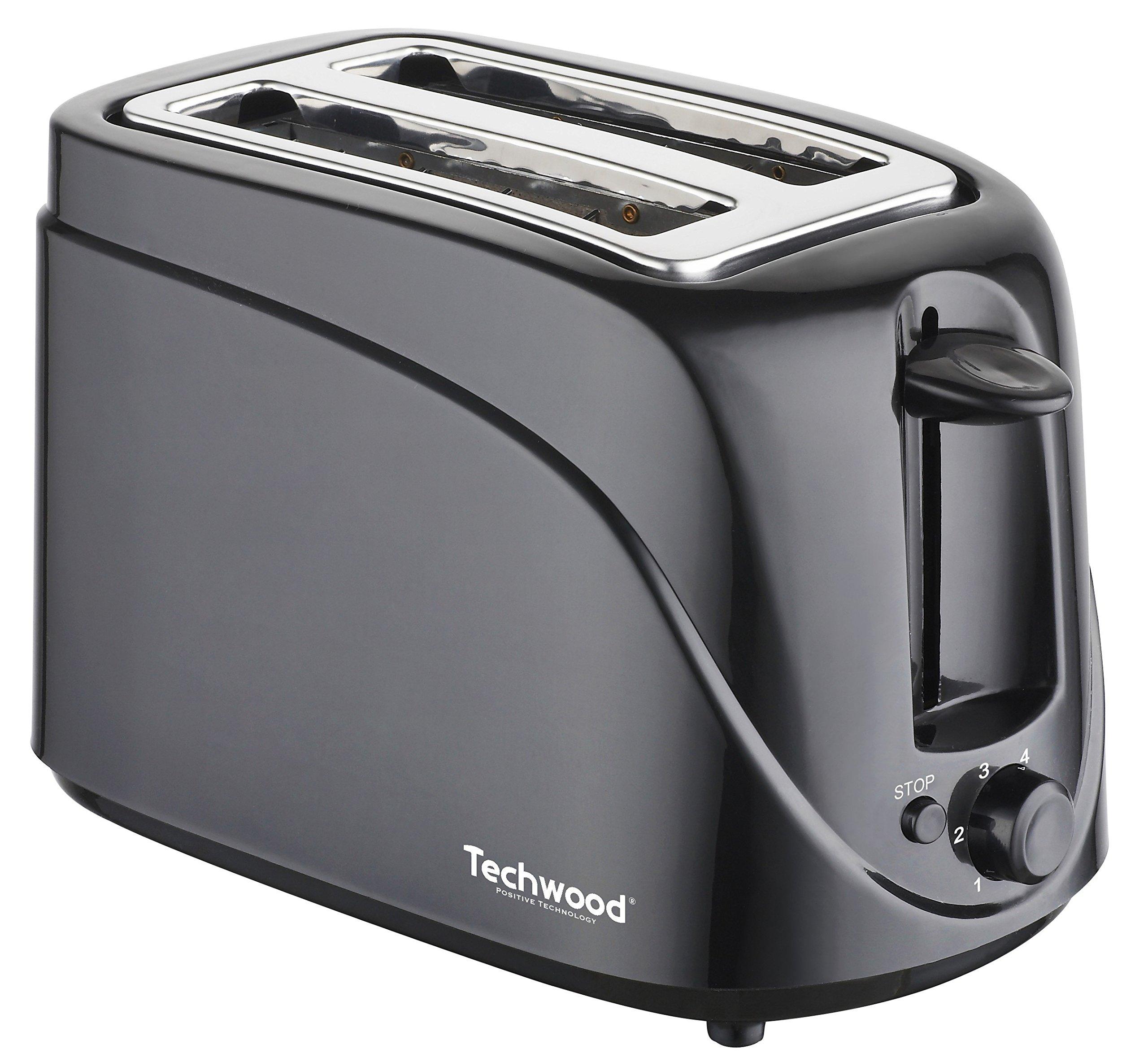 TECHWOOD-Doppelschlitz-Toaster-700-W