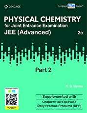 Physical Chemistry for Joint Entrance Examination JEE (Advanced) Part 2