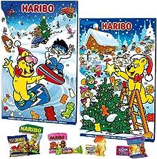 2 x Haribo Adventskalender 2018 (2x300g)