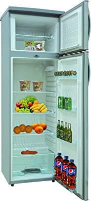Nikai 320L Double Door Defrost Refrigerator Mosaic -NRF320DN3M