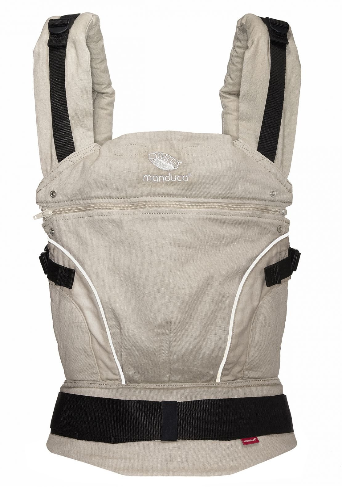 Manduca Baby Carrier Pure Cotton (Desert Sand) Manduca Discontinued model Is no longer produced (since 2017) 3