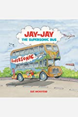 Jay-Jay The Supersonic Bus Paperback