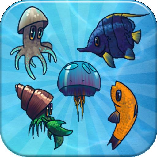 Aquarium Pairs - Match memory game (2 Puzzle Android Quest Für)
