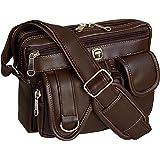 SNDIA Unisex Messenger and Sling Bag