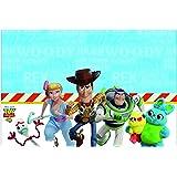 PROCOS-26973 Mantel de Plástico Toy Story 4, multicolor, grande (Ciao Srl 26973)