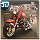 3D Super vélo lourd Parking - véritable fou cavalier cascades simulator jeu gratuit