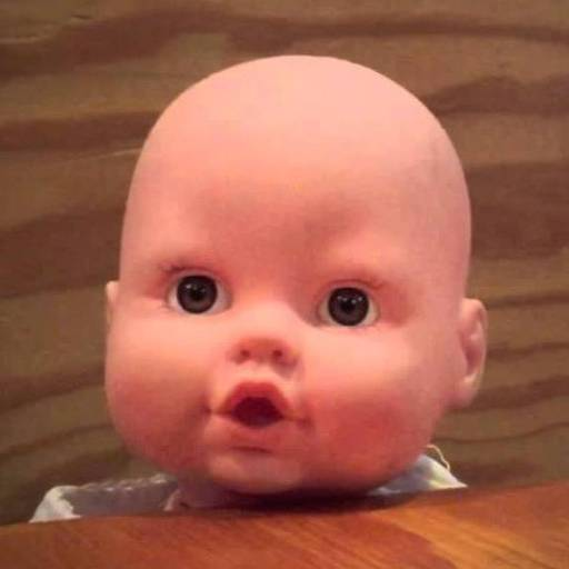 p (Scary Baby Doll)