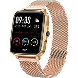 Helix Smart Watch Digital Black Dial Unisex-Adult Watch-TW0HXW204T