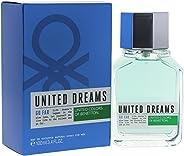 United Colors of Benetton United Dreams Go Far Eau De Toilette, 100 ml