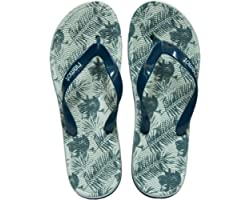 riemot Flip Flops for Womens and Mens, Lightweight Toe Post Slippers Sandals, Comfortable Summer Shoes for Beach Holidays, Po