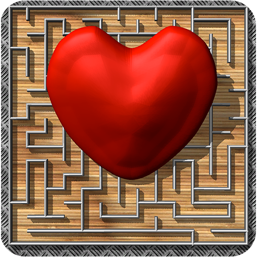A-Mazing II : A Real 3D Labyrinth Game with Multiple Ball Mode (Mode Rolling Pin)