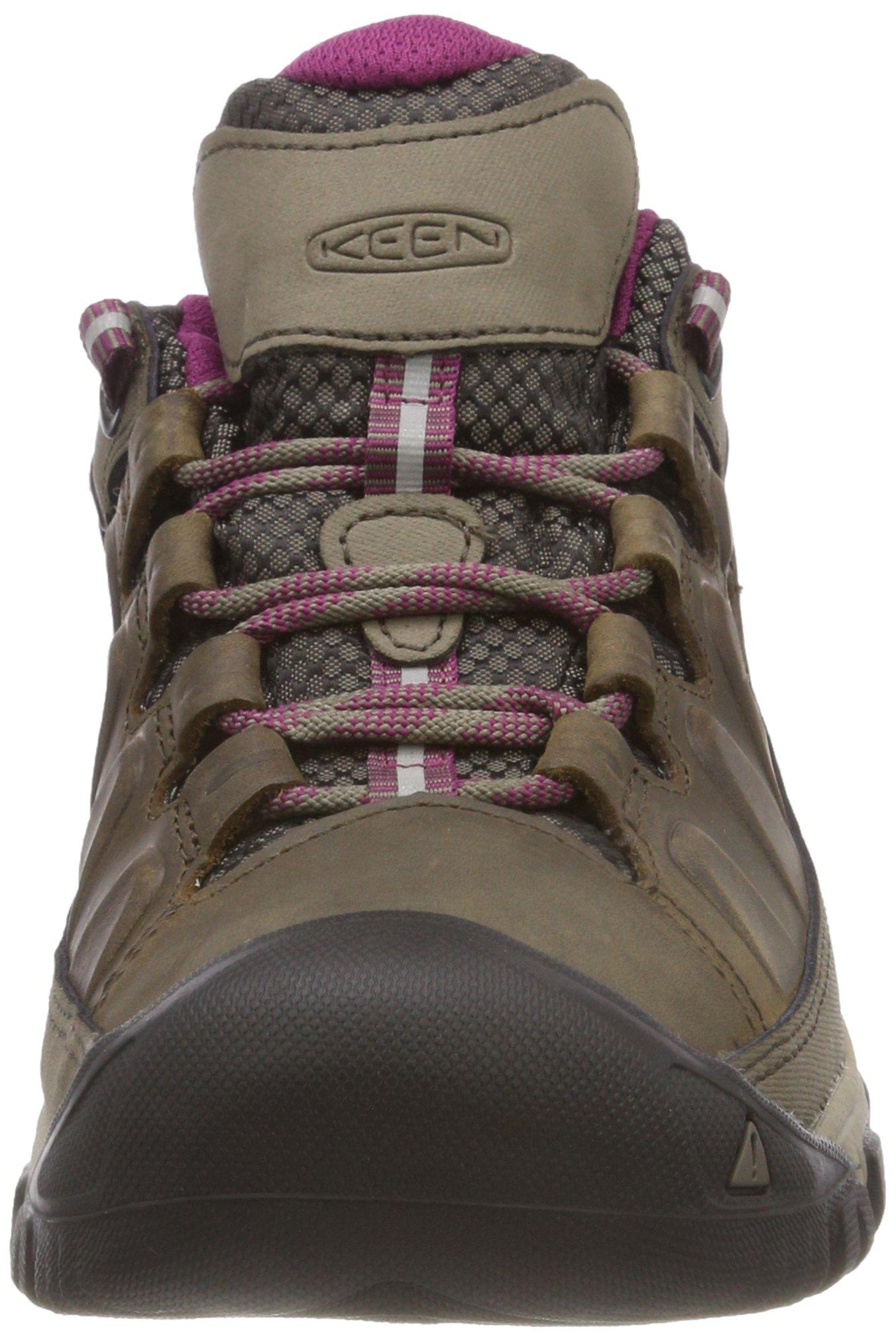 KEEN Women's Targhee Iii Wp Low Rise Hiking Shoes 4