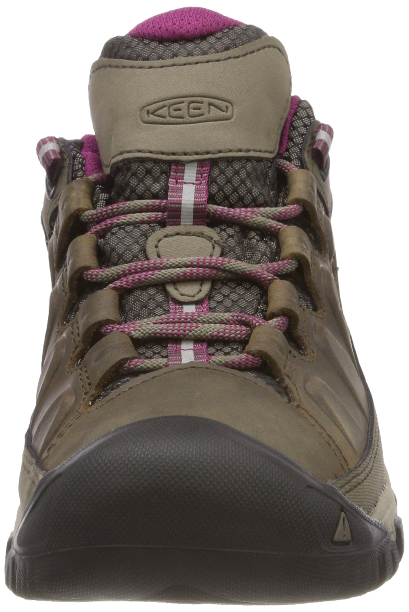 81SY8HkVlXL - KEEN Women's Targhee Iii Wp Low Rise Hiking Shoes, 9