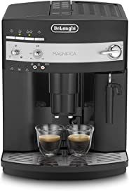De'Longhi Magnifica Bean To Cup Coffee Machine, Black, ESAM 3000.B