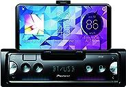 Pioneer SPH-10BT - Auto Media-Receiver (Schwarz, Silber, 1 DIN, 200 W, 4.0 Kanäle, 50 W, Android, iOS)