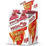 High 5 Energy Gel, 20 x 40 g Beutel (Berry)