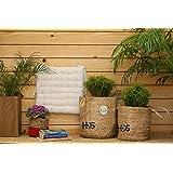 Home Decorz Store, Modern Jute Planter, Beautiful Storage Basket, Height 30cm, Width 30cm