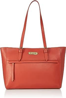 Isle Locada by Hidesign Women's Handbag (Orange)