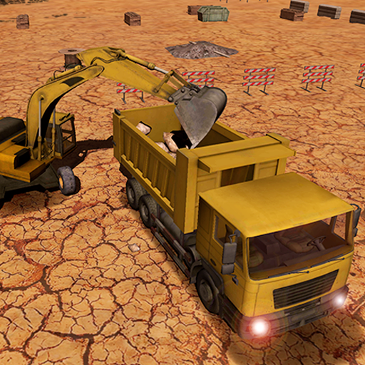 haul-truck-rocks-transporter