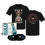 Rulo Y La Contrabanda - Basado En Hechos Reales (Cd Doble + Camiseta M Chico) Edición Firmada