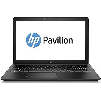"HP Pavilion Power 15-cb037nl Notebook, Intel Core I7-7700HQ, 16 GB RAM, SATA 1 TB, 128 GB SSD, Nvidia GeForce GTX 1050, 4 GB GDDR 5, Schermo FHD IPS WLED 15,6"", 1920 X 1080, Nero Ombra"