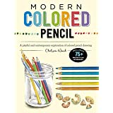 Modern Colored Pencil: A playful and contemporary exploration of colored pencil drawing - Includes 75+ Projects and Technique