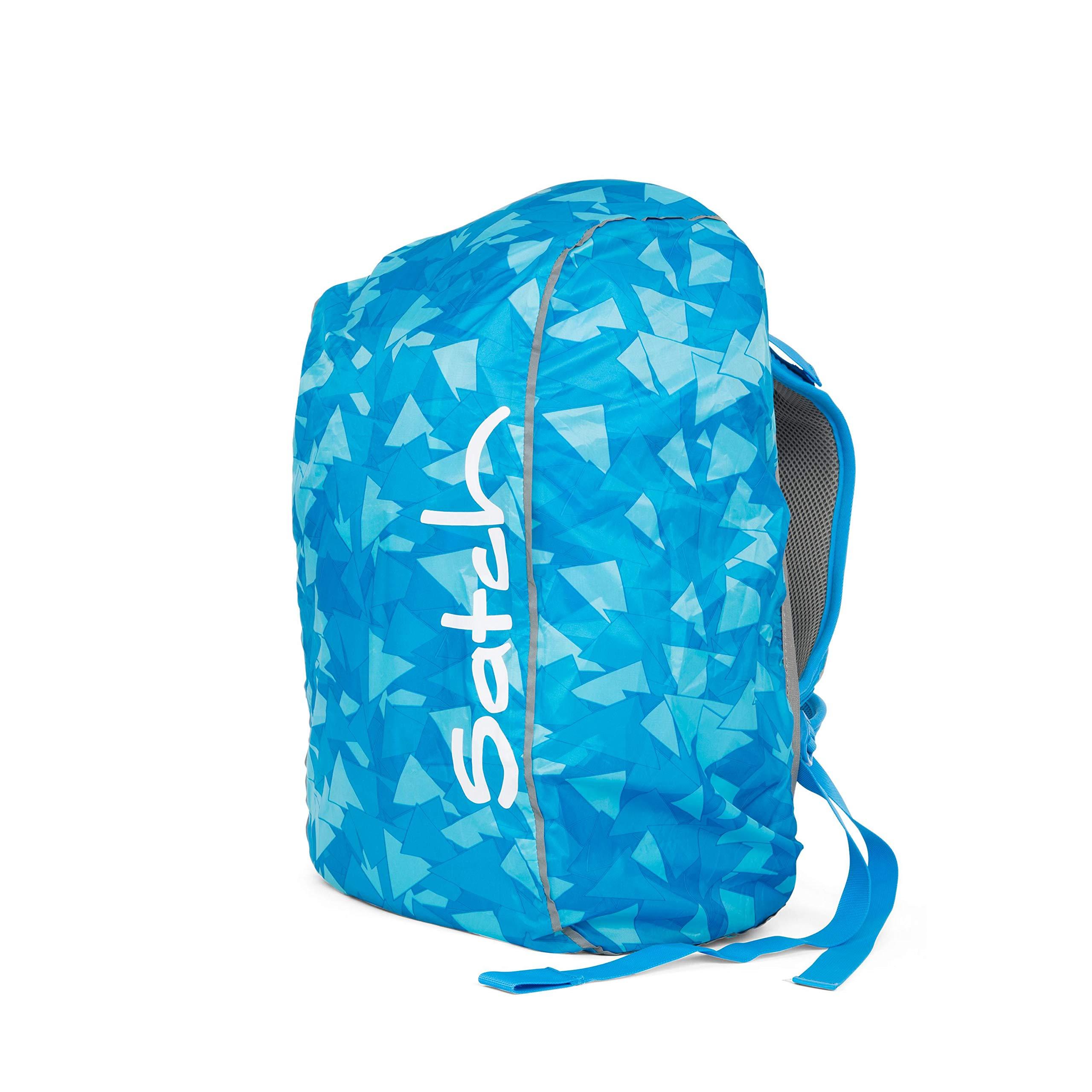13b1bf93c4e55 satch Match Facelift ergonomischer Schulrucksack für Teenager - Pink ...