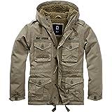 Brandit M65 Urban Vintage Parka Jacket Men Field Jacket Winter Jacket Giant Outdoor Jacket S-7XL