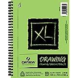 دفتر رسم من كانسون سلسلة اكس ال، مقاس 5.5 انش × 8.5 انش