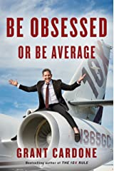 Be Obsessed Or Be Average Hardcover