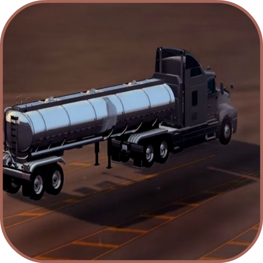 Gigantic Trucker Game (Garbage Truck Puzzle)