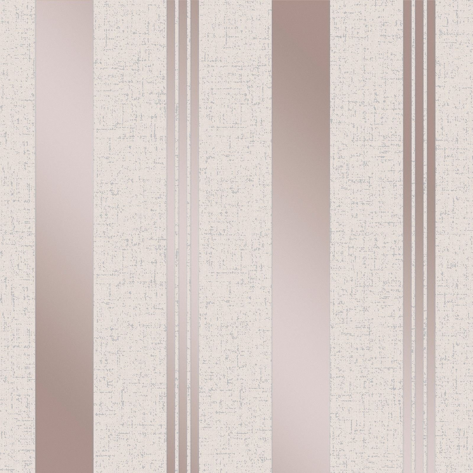 Fine Decor Fd42205 A Quartz Papier Peint A Rayures Or Rose Inspideco