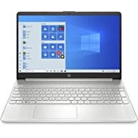 HP 15 Ryzen 5 Processor 15.6-inch(39.6 cm) FHD Laptop (8GB/512GB SSD/Windows 10/Vega 8 Graphics/MS Office/Natural Silver…