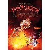 Percy Jackson - Auf Monsterjagd mit den Geschwistern Kane (Percy Jackson): Sonderband zur Bestsellerserie! (German Edition)