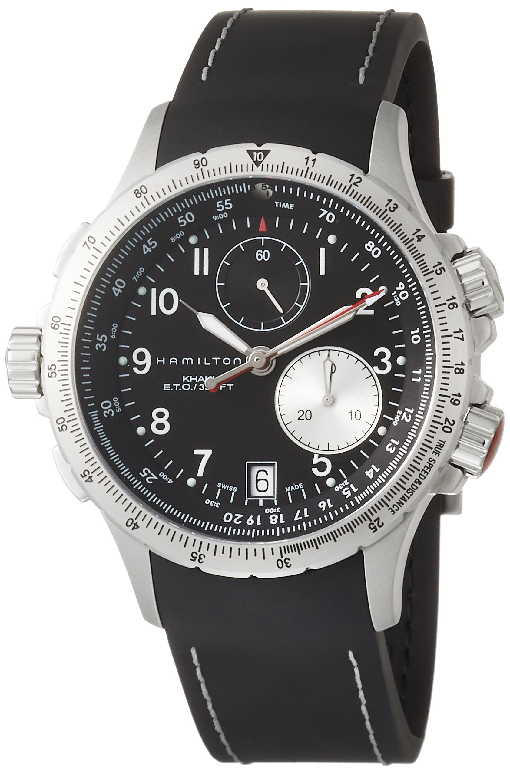 HAMILTON – Men's Watches – KHAKI ETO – Ref. H77 612 333