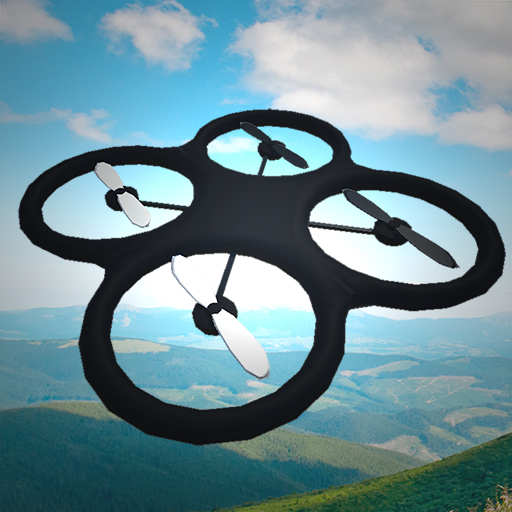 Drone Simulator (Quadcopter Flight Simulator)