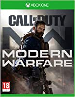 Call of Duty Modern Warfare (Xbox One) + Limited Edition Captain Price Figurine