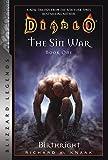 Diablo: The Sin War Book One: Birthright: Blizzard Legends (The Sin War Trilogy)