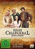 High Chaparral - Komplettbox: Alle vier Staffeln