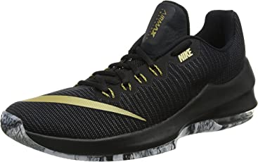Nike Mens Air Max Infuriate 2 Low/Black-Gold