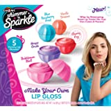 Shimmer N Sparkle Make Your Own Sweet Lip Treats, Multi-Colour, 17531