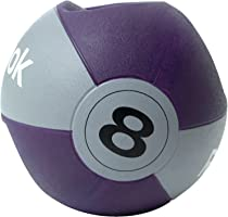 Reebok Rubber Medicine Weight Ball 8 Kg - Purple