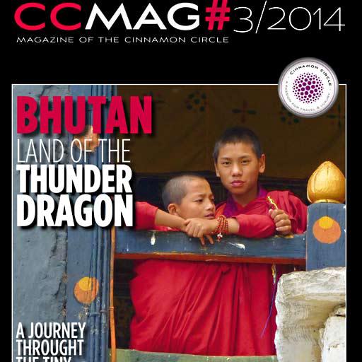 CC Mag - Das Cinnamon Circle Reise Magazin (Für Apps Android Wein)