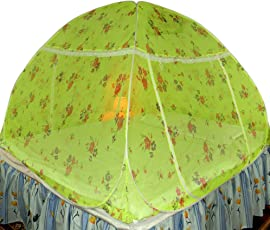Healthy Sleeping Foldable Polyester Double Bed Mosquito Net, Manufacturer and Original Seller SOUMYA ENTERPRISE