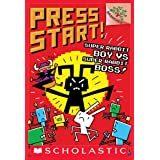 Super Rabbit Boy vs. Super Rabbit Boss!: A Branches Book (Press Start! #4)