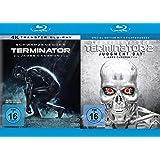 Terminator Teil 1 + 2 -Tag der Abrechnung Directors Cut (Arnold Schwarzenegger) Uncut 2 Disc Film Set (Blu-ray)
