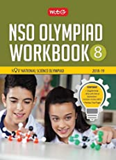 National Science Olympiad  Workbook (NSO) - Class 8 for 2018-19