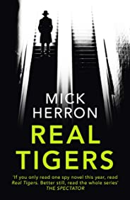 Real Tigers: Jackson Lamb Thriller 3 (English Edition)