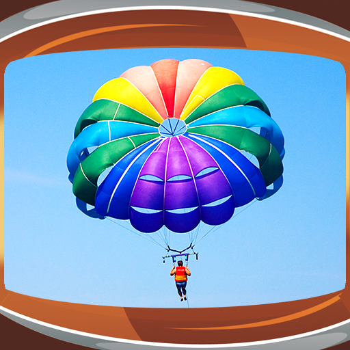 Paragliding Live Wallpapers