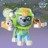 Paw Patrol Sea Patrol – Light Up Rocky with Pup Pack and Mission Card